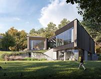 Kleboniskio residence