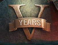 World of Tanks 5 Years Anniversary
