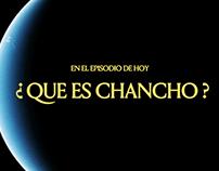 ¿Que es Chancho?