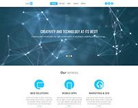 web site design