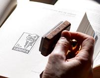 Custom Ex Libris design