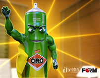 ORO INSECTICIDE TVC