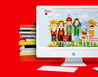 Mini Websites