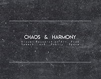 CHAOS & HARMONY (Black and White Version)