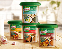 Knorr - only natural ingredients for your dish