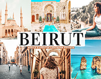 Free Beirut Mobile & Desktop Lightroom Presets