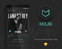 MOJO Music App