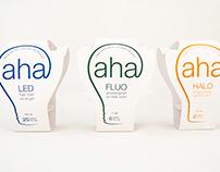 Aha lightbulbs