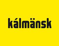 Kalmansk Free Font