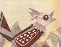 Gypsy Festival -poster, flyer, illustrations- Kusturica