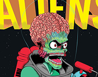 Top Aliens: TV & Movies.