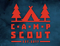 Camp Scout | Branding