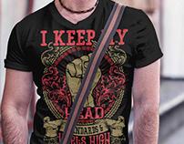 Create An Awesome Tshirt Design