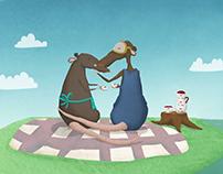 "Children's book ""Rat's Borough"", may 2016"