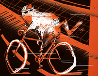 / ALLEYCAT 2015 / POSTER