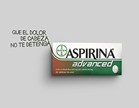 BAYER Aspirina Advanced