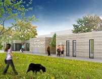 Elderly Day Care Centre Design