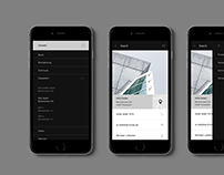 Corporate Intranet App