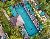 Bali Perspective - Drone shots