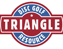 Triangle Disc Golf Resource Logo