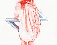 Hamilton (2014) 21 x 30 cm, Daan Noppen