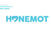 Logo design for Honemot