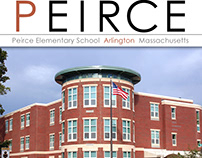 Peirce Yearbook brochure