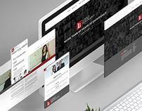 Web Design & Development - Lopez Bertrand & Asociados