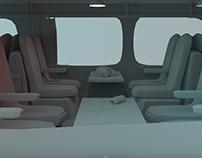 Alien Train Express