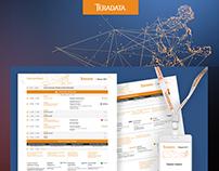 Full registration of Teradata. Web/printing/present