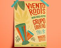 Flyers Viento Roots