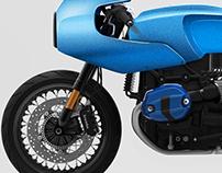 BMW R Nine T Cafe Racer Custom
