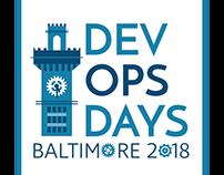 DevOpsDays Baltimore Logo & Graphic Design
