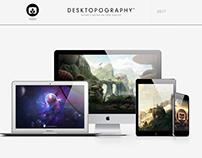 Desktopography 2017