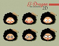 G-Dragon Character