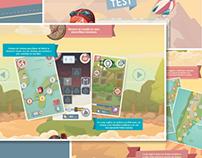 MemoTest - Landing page