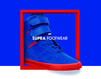 Supra Footwear Website