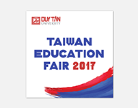 Taiwan Education Fair 2017