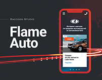 FlameAuto - Auto Parts E-commerce
