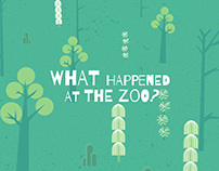 What happened at the zoo? / Board Game