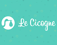 Le Cicogne - New Graphic Identity