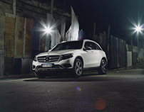 Editorial Movil - Mercedes Benz GLK