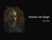 Vincent van Gogh - Longread history of artist