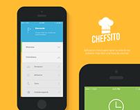 Chefsito app