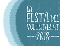 "Graphic report ""Festa del voluntariat"""