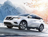 Nissan - Global redesign