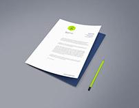 Freebie - A4 Paper PSD Mockup Vol.2