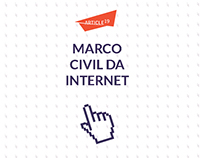 Marco Civil da Internet - Artigo19