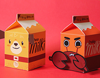 MILKI: The Milk Carton Project