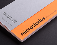 Microstories of innovation and firms - book